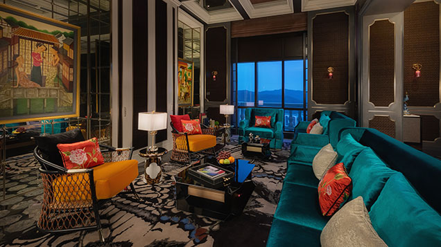 GLP Velvet Suite
