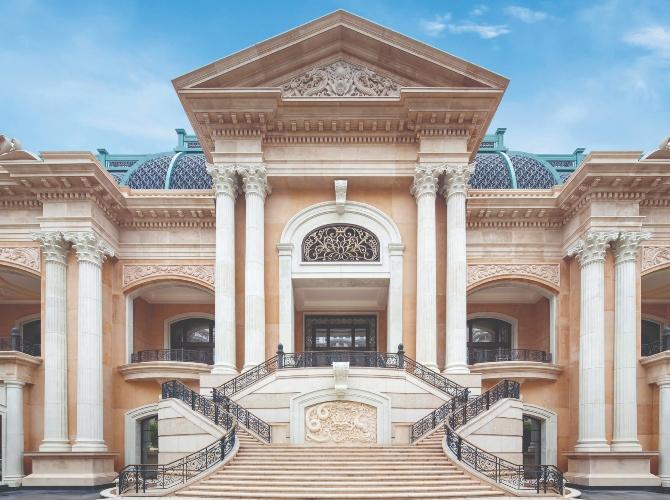 Grand Lisboa Palace Podium